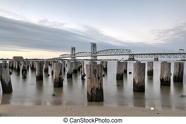Marine Parkway-Gil Hodges Memorial Bridge - Queens, NY -...