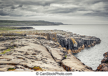 The Burren Ireland - An image of the Burren in Ireland