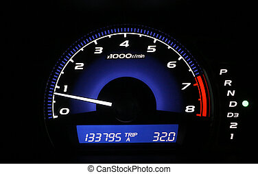 Mile console - Mile for auto speed