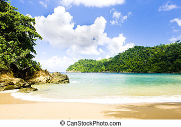 Englishmans Bay, Tobago