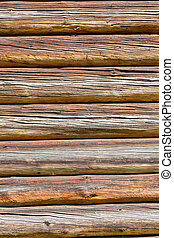Wood background of wall old rural house
