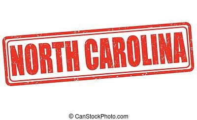 North Carolina stamp
