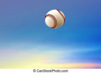 Baseball Ball Home Run