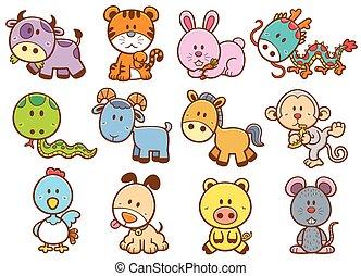 Chinese Zodiac animal