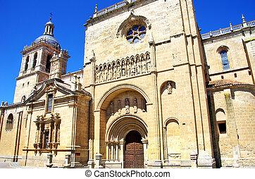Cathedral of Ciudad Rodrigo, Salamanca,Spain