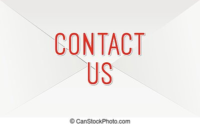 Contact Us Mail Envelope