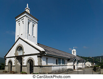 Shitsu Church, Nagasaki Japan - Shitsu Church, one of the...