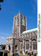 Church of St Edmund in Southwold