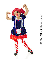 """Elementary Rag Doll - A young elementary """"rag doll"""" in a..."""
