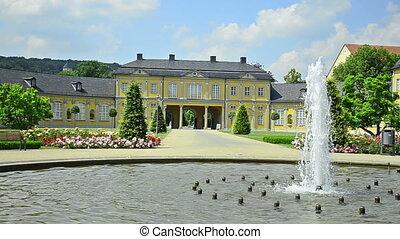 "Orangerie in Gera, Thuringia German - The ""Orangerie"" is a..."