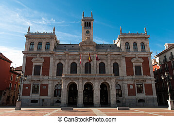 Valladolid city council - view of the Valladolid city...