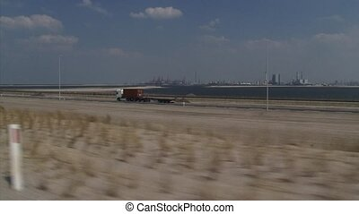 Yangtze port construction area - MAASVLAKTE 2, PORT OF...