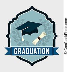 graduation design - graduation graphic design , vector...