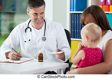 Pediatrist prescribe medicine - Pediatrist prescribe a...