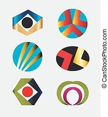 Logo Design Elements Pack