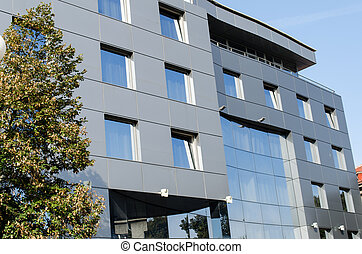 Office building - Large and modern office building new...