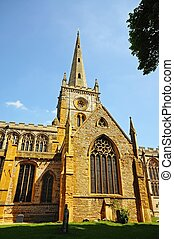 Holy Trinity Church, Stratford - Holy Trinity Church,...
