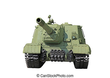 Self-propelled artillery - Russian self-propelled artillery...