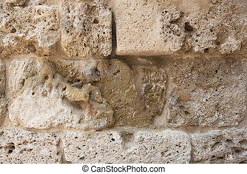 Background old brickwork