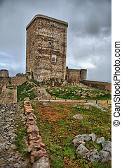 Tower of homage - The stronghold of Feria is one of the most...