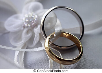 Ringer, bröllop
