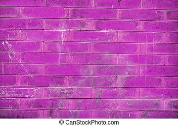 hdr brick wall