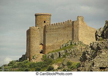 Puebla de Alcocer Castillo 01