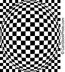 checkerboard pattern 08