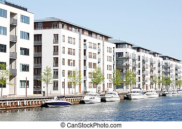 Apartments in Copenhagen - Trendy apartments in the middle...