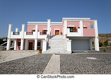 Residential house in Greece
