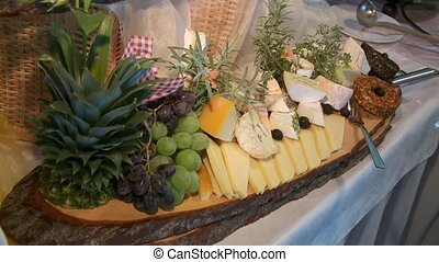Cheese Buffet - Buffet