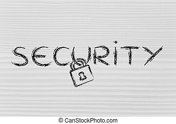 internet security, risks for privacy and confidential info,...