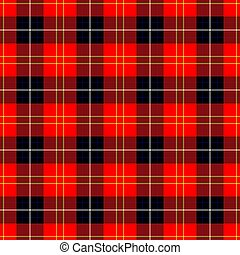textile retro texture, pattern for kilt or hipster shirt -...