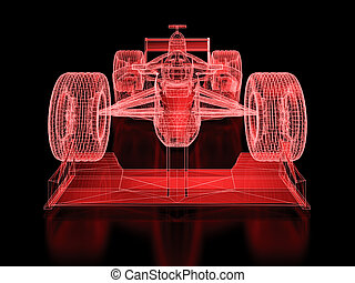 Formula One Mesh Part of a series
