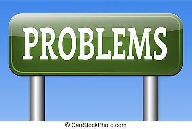 problems - solving problems finding solutions
