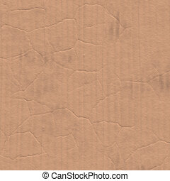 Cardboard texture - Grungy dirty cardboard surface,...