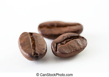 Coffee bean close up - A close up shoot of some coffee beans...