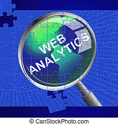 Web Analytics Means Optimizing Data And Online - Web...