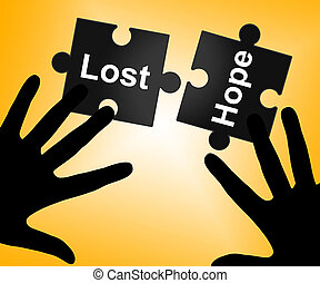 Lost Hope Shows Stop Trying And Wanting - Lost Hope...