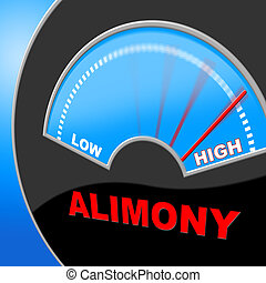 Alimony High Shows Over The Odds And Divorce - Alimony High...