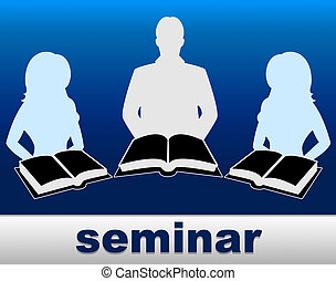 Seminar Books Means Non-Fiction Symposium And Convention -...