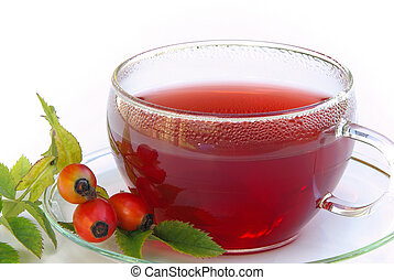 rose hip tea 04