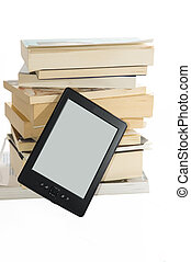 Books and e-reader - evolution of the books to the books...