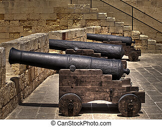 Medieval Cannons