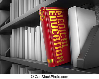 Medical Education - Title of Red Book.