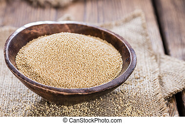 Amaranth - Small portion of Amaranth (detailed close-up...