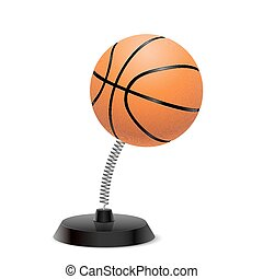 Basketball souvenir - Table souvenir in form of ball for...