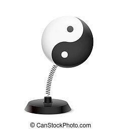 Yin Yang souvenir