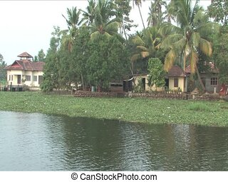 Alleppey waterway