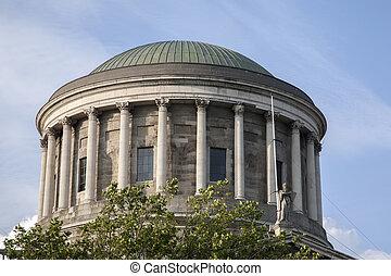 Four Courts Building, Dublin